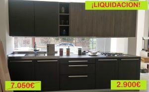 GRAN LIQUIDACION COCINAS DE EXPOSICION | INTERIORISMO ...